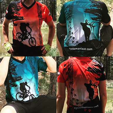 custom MTB jerseys