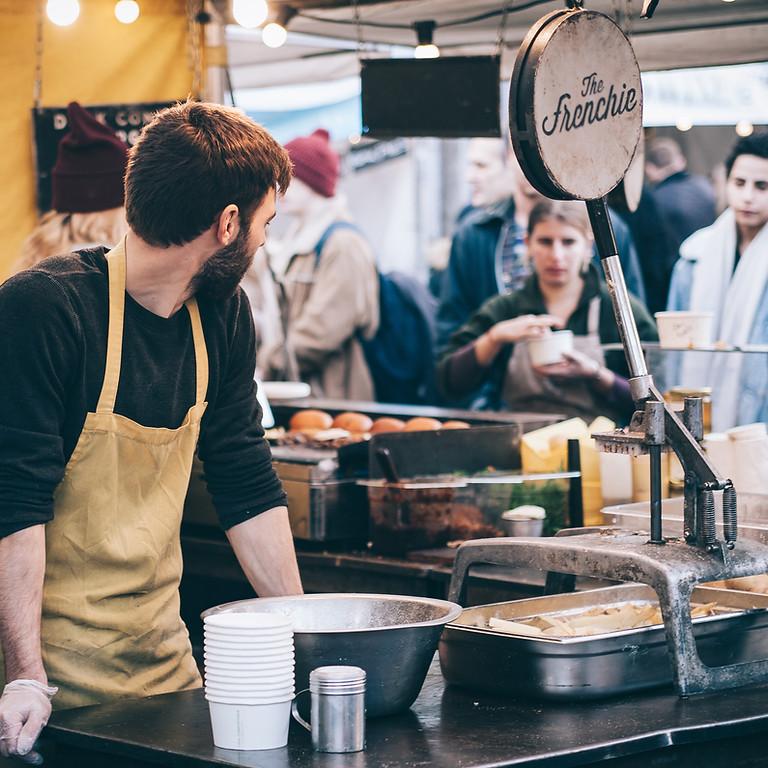 Wochenmarkt in Eichgraben
