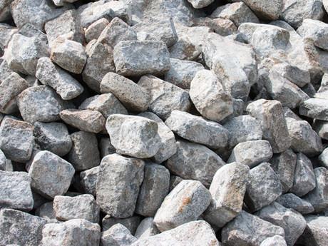 Reclaimed Granite Cobble