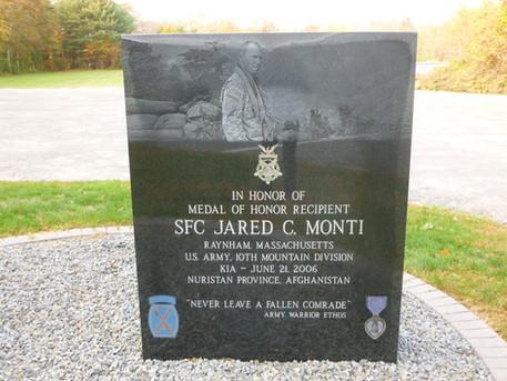 Jared Monti Memorial