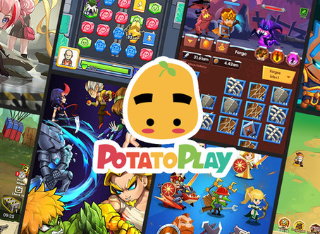 Potato Play raises $500k to take Asian games global