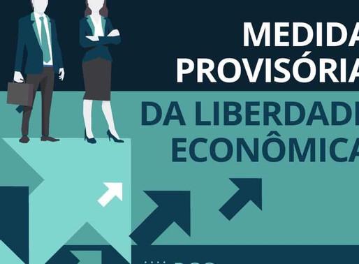 MP da Liberdade Econômica (881/19)