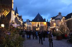 Christmas in Rochefort en Terre