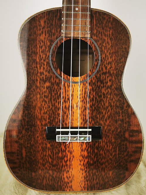 Australian Made Tiger Maple Tenor Ukulele