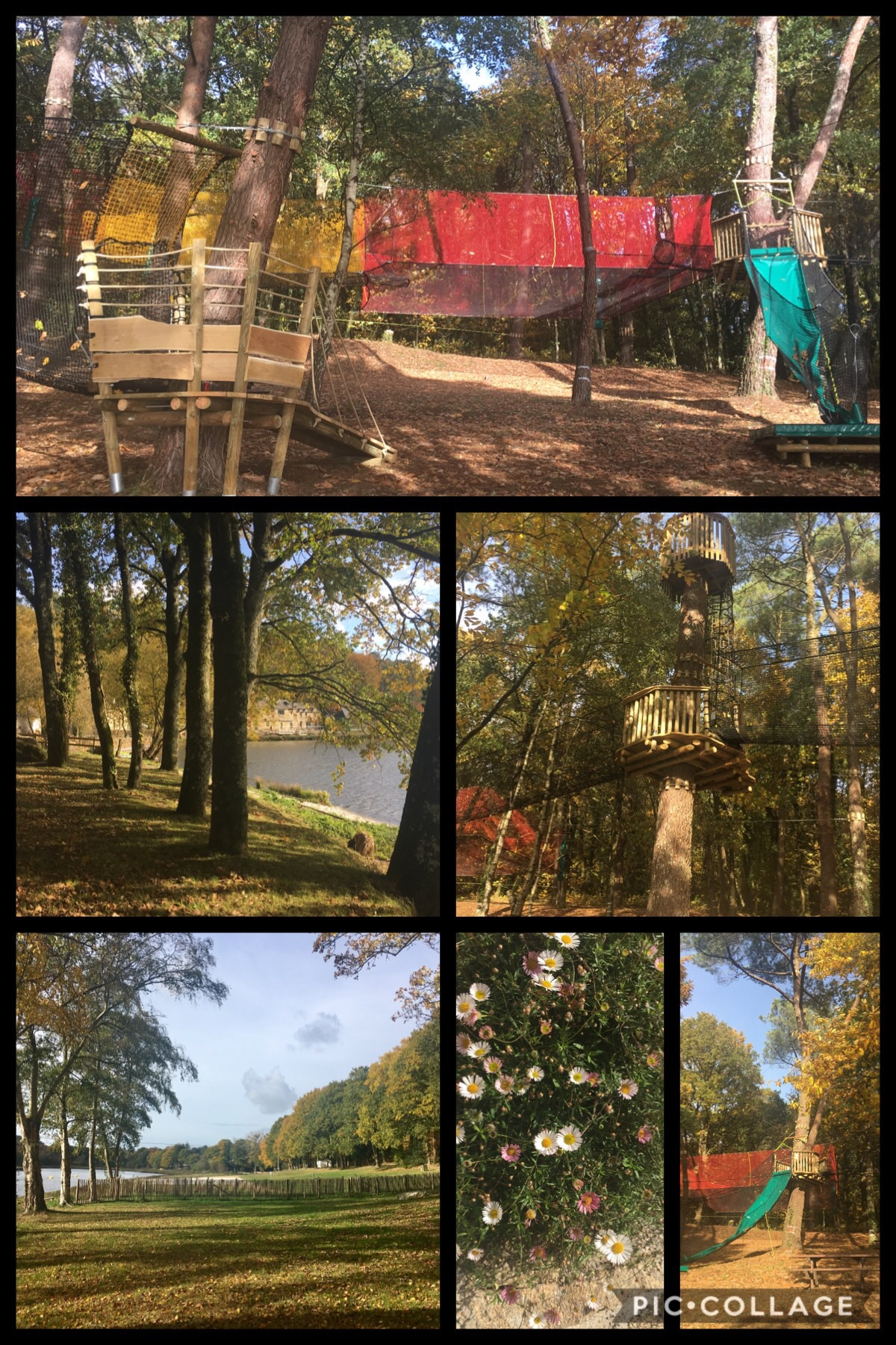 Activities at Le Moulin Neuf