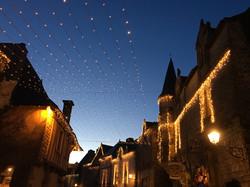 Rochefort en Terre at Christmas