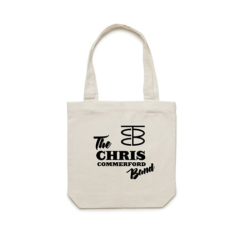 The Chris Commerford Band Tote Bag