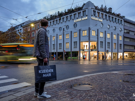 Kleider Mair - Modehaus in Innsbruck