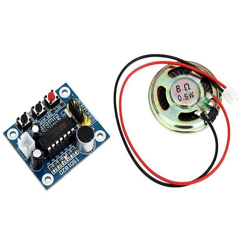 ISD1820 Recording Module Voice Board with Mic