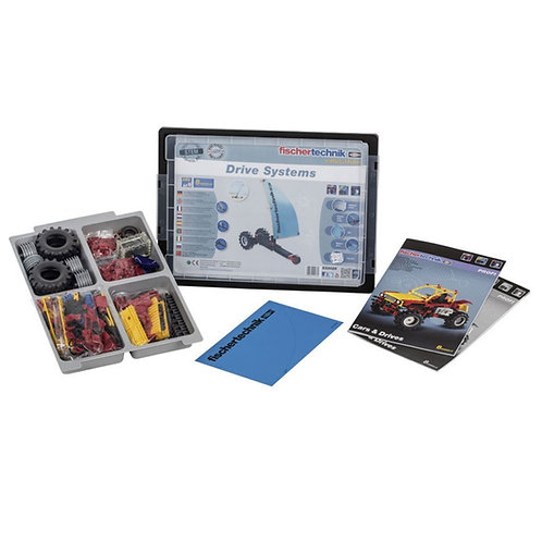 Fischertechnik Drive Systems STEM Kit