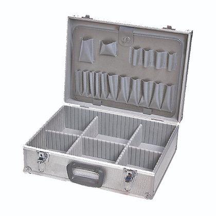 Empty Aluminum Tool Case