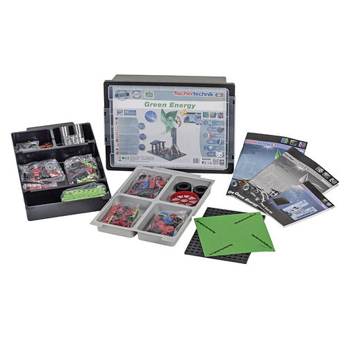 Fischertechnik Green Energy STEM Kit