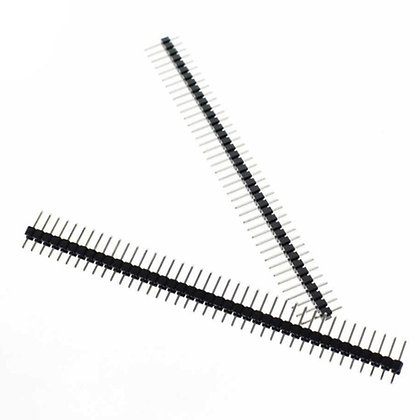 1x40pin Straight Pin Header 2.54mm Breakable (1PCS)