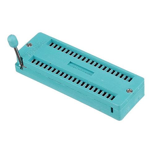 40-Pin Wide Universal ZIF Socket