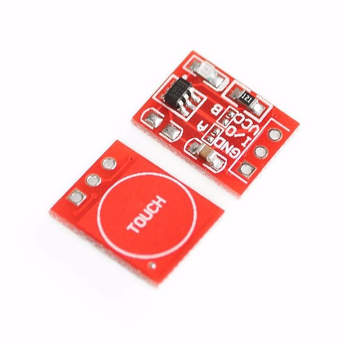 TTP223 Touch Button Module Self-Locking Inching Capacitive Switch