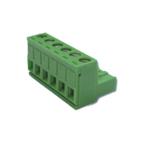 2P 5mm Male Terminal Block