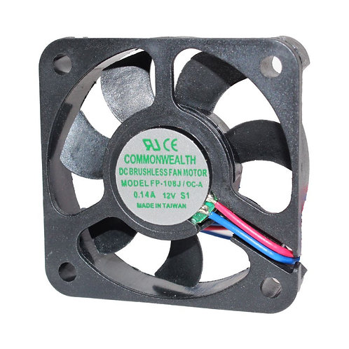 12VDC Brushless Fan (50X50X10mm)