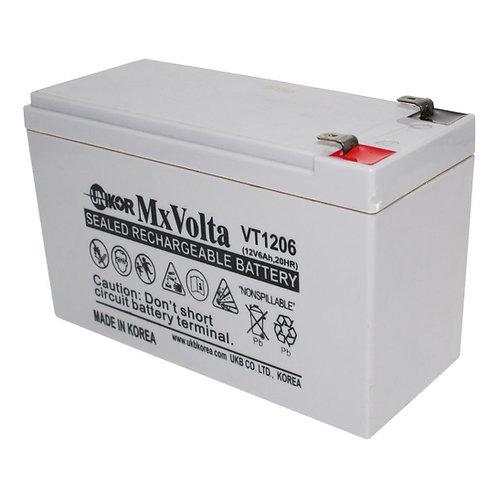12V/6Ah VRLA Battery (151L X 65W X 93H mm F2 Terminal)