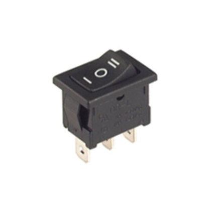 3P SPDT Rocker Switch (ON-OFF-ON)