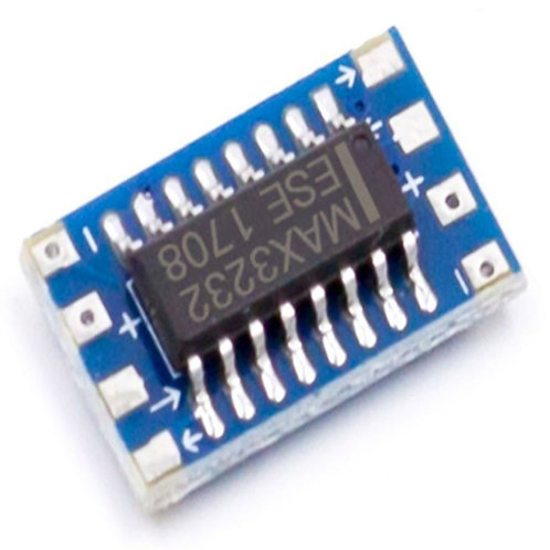 MAX3232 Serial Port Mini RS232 to TTL Converter