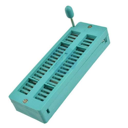 40-Pin Narrow Universal ZIF Socket