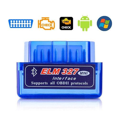 V2.1 ELM327 OBD2 Bluetooth Interface Auto Car Scanner