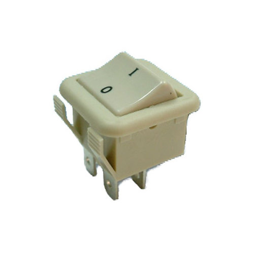 4P Rocker Switch (DPST) On-Off 125V 15A