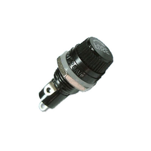 10A Fuse Holder (5.2mm x 20mm)