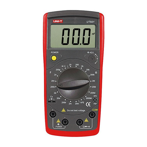 Modern Inductance Capacitance Meter (2000M? 20mF)