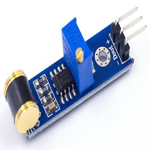 801S Vibration Shock Sensor (Adjustable Sensitivity)