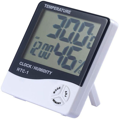 HCT-1 High Precision Indoor Temperature/Humidity Thermometer
