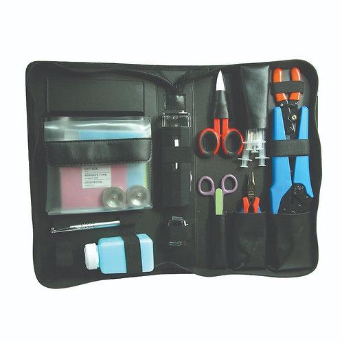 28 PCS Fiber Optic Termination Kit