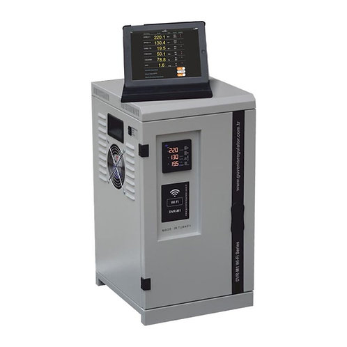 5KVA WiFi Controlled (160/260VAC) Single Phase Servo Voltage Stabilizer