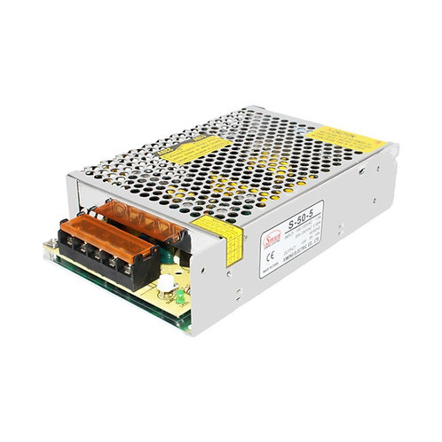 5V/10A (50W) Switching Mode Power Supply
