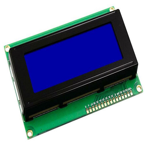 LCD2004 Blue Backlight