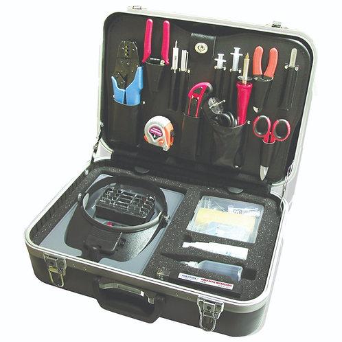 68 PCS Fiber Optic Termination Kit