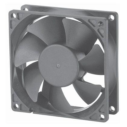 12VDC Brushless Fan (80X80X25.4mm)