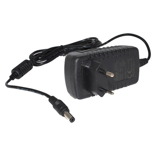 12V/2A (24W) Wall Mount Power Supply