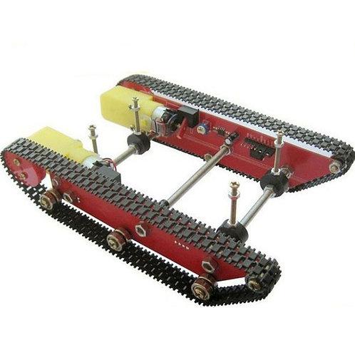 Tank Robot Smart Car Chassis
