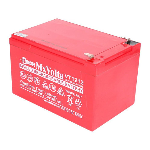12V/12Ah VRLA Battery (151L X 99W X 95H mm F2 Terminal)