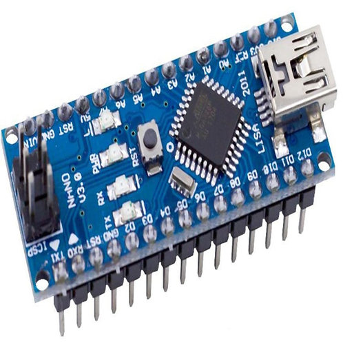 Arduino Nano Ver3 FT232 Chip + Mini USB Cable