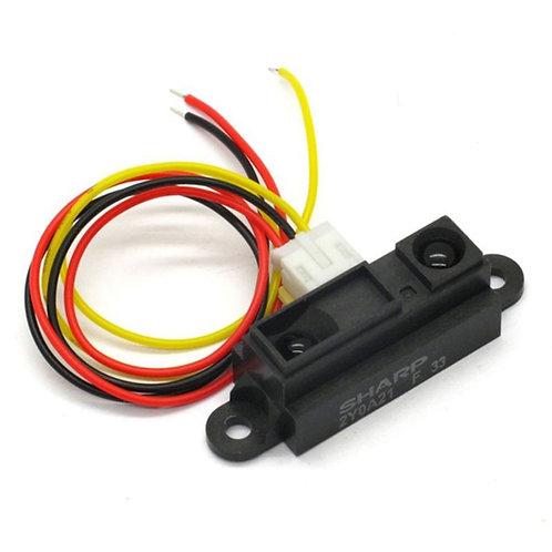 GP2Y0A21YK0F (10-80cm) IR Distance Sensor + Cable