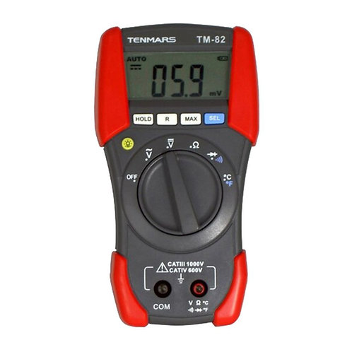 Autoranging True RMS Multimeter
