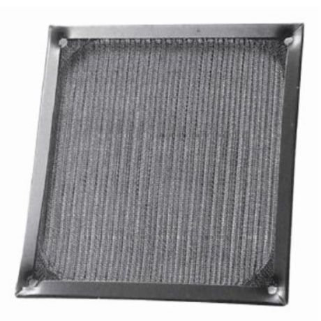 Wire Mesh Fan Filter (120mm)