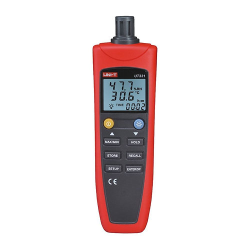 Digital Thermo-Hygrometer (-20Deg..60Deg 0%RH..100%RH)