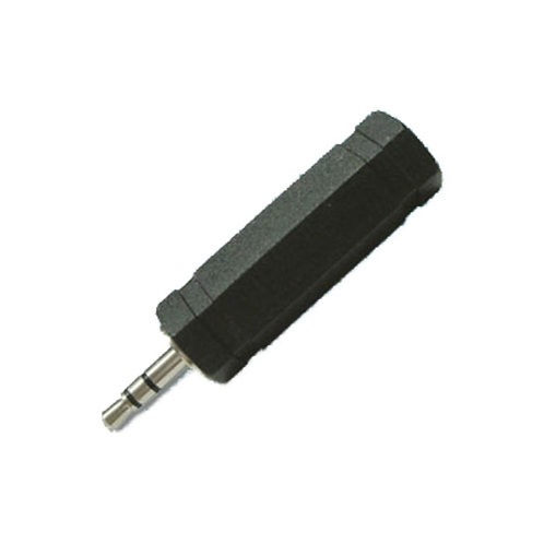 3.5mm Stereo Plug to 1/4 Stereo Jack