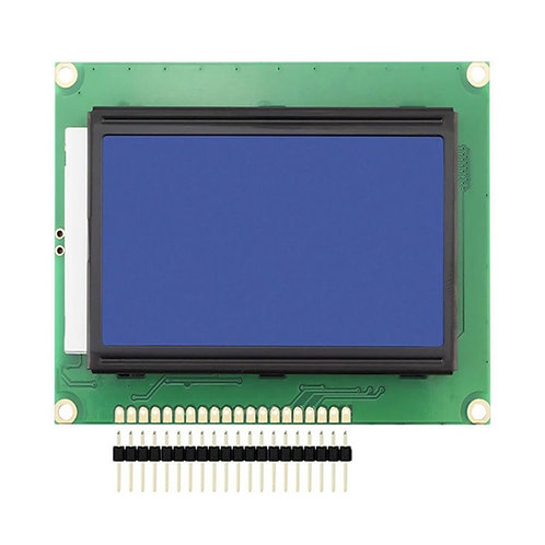 Graphic LCD Display LCD12864