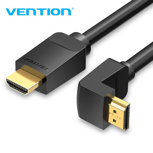 4K 2.0 Right Angle HDMI Cable