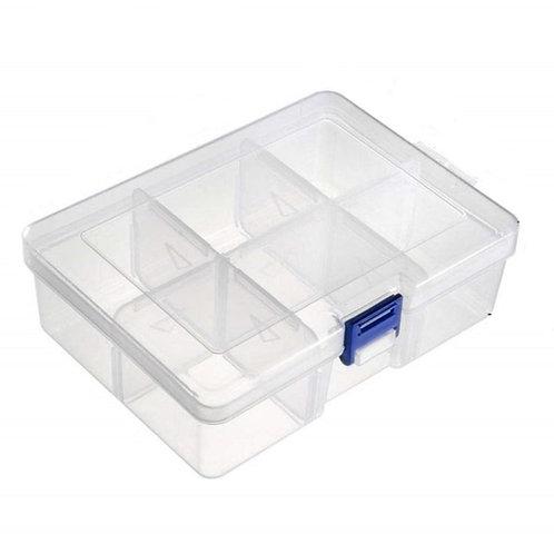 Six Grid Storage Box (16x11.2x5.5cm)
