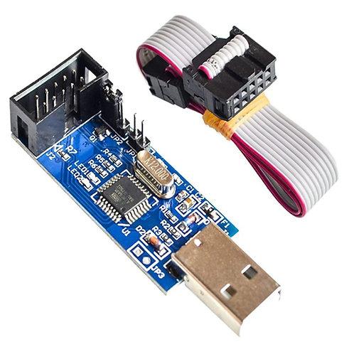 USB ASP/ISP AVR Programmer Downloader with Cable